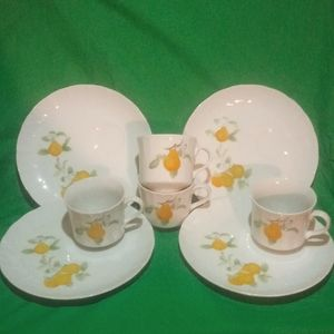 Peartree China The Toscany Collection - Set Of 8
